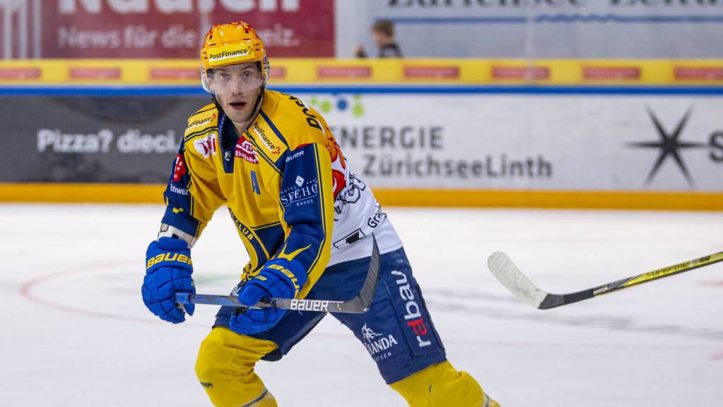 War für den HCD in den letzten Wochen kein Gewinn mehr: Perttu Lindgren