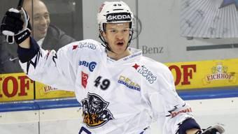 Luganos Matchwinner Ilkka Heikkinen