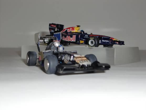 Der Uhrenhersteller Casio ist Partner von Red Bull Racing