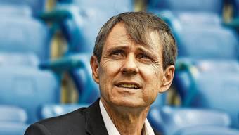 FCB-Präsident Bernhard Burgener verabschiedet sich aus dem Vereinsvorstand.