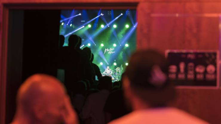 Ab Donnerstag beginnt das 50. Montreux Jazz Festival mit Stars wie ZZ Top, Deep Purple oder Neil Young. (Archivbild)