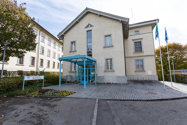 Gemeindehaus Meisterschwanden