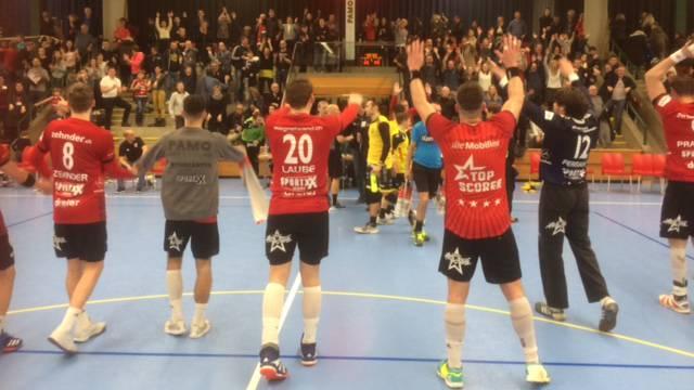 HSC Suhr Aarau in Finalrunde Dez-2018
