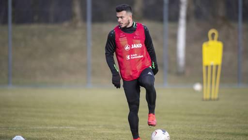 Offensivspieler Gonzalez mit Kreuzbandriss
