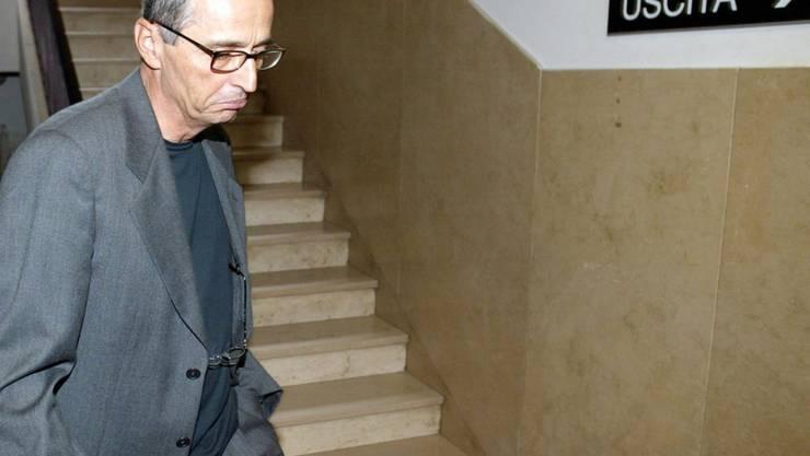 Michele Ferrari weist in den jüngsten Anschuldigungen jegliche Schuld von sich (Archivbild 2004)
