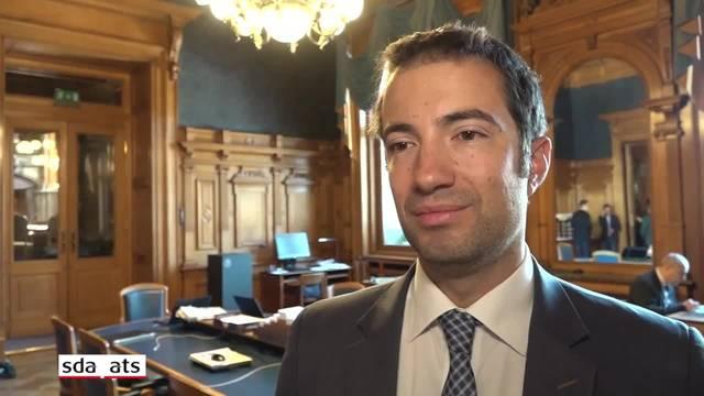 Bundespolitiker würdigen Johann Schneider-Ammann