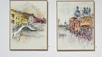 Visarte Solothurn Ausstellung Zeichnen