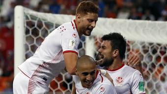WM 2018: Impressionen vom Spiel Panama - Tunesien