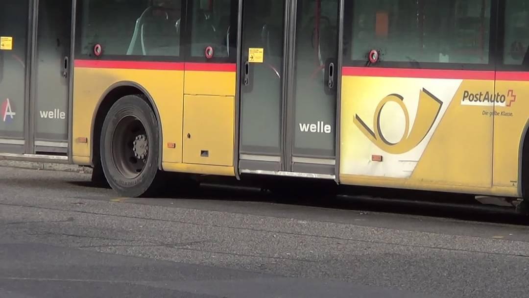 Odyssee: Der Weg zum neuen Busbahnhof in Brugg ist lang und beschwerlich