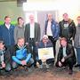 Das breit abgestützte Organisationskomitee des Jugendfestes «Sarmenstorf im Rampenlicht», das vom 26. bis 28 Juni 2020 im Dorf stattfindet.