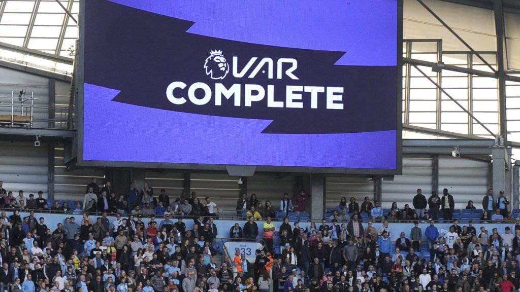 VAR kostet Manchester City die ersten Punkte