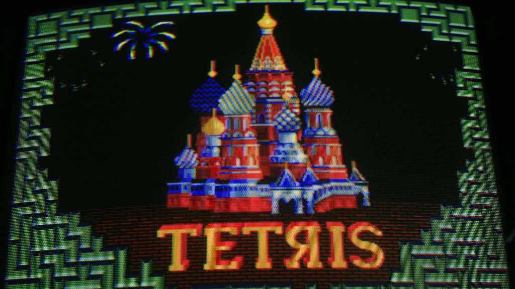 Nur schon beim Anblick dieses Bildes, hören viele Leute gleich die «Tetris»-Titelmelodie.