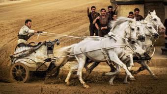 Ben Hur lief im Cinecittà in Rom. (Archivbild)