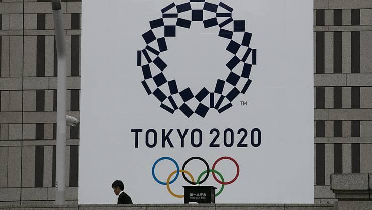 Japan will die Olympischen Spiele verschieben