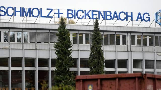 Der Hauptsitz des Stahlkonzerns Schmolz+Bickenbach in Emmenbrücke