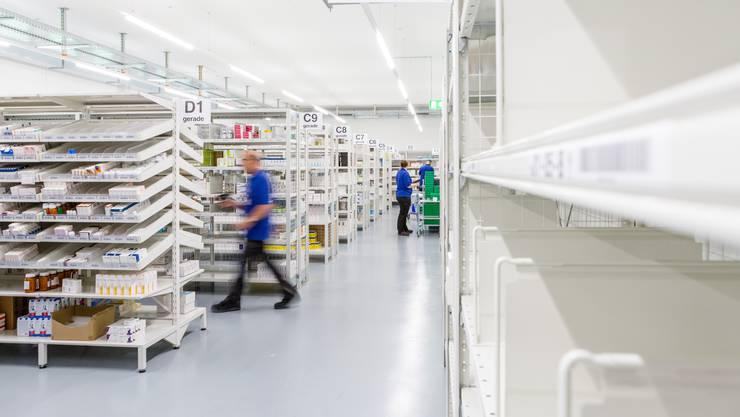 Am 18.09.2018 eröffnete die Kantonsapotheke Zürich am neuen Standort in Schlieren.