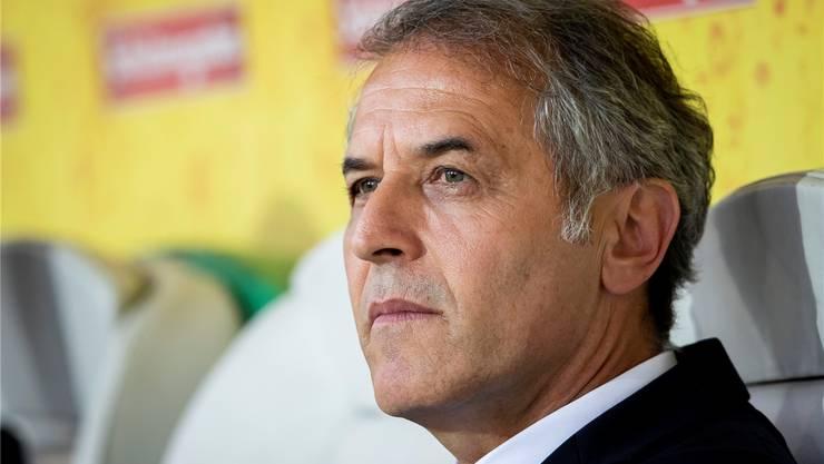 Muss den FC Basel verlassen: Marcel Koller.