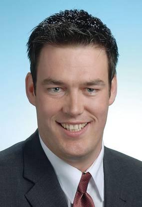 Christoph Riner, SVP-Grossrat