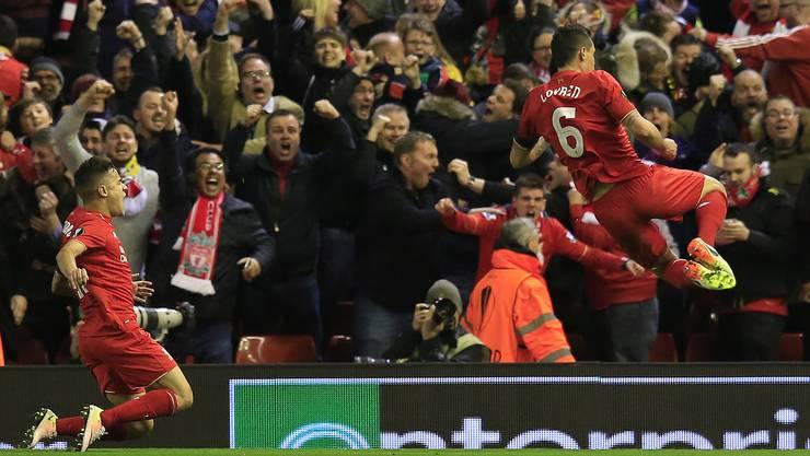 Europa League Viertelfinal Liverpool gegen Dortmund_001