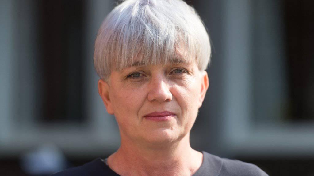 Die Lyrikerin und Literaturübersetzerin Orsolya Kalasz erhält den Peter-Huchel-Preis 2017 für deutschsprachige Lyrik. (Archiv)