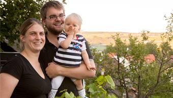 Annalena und Markus Mosimann wollen zusammen mit ihrer einjährigen Tochter Ronja für drei Jahre nach Costa Rica. Isabelle Schwab