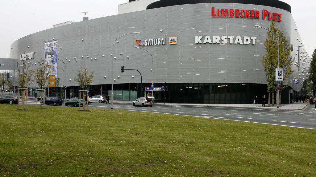Das Einkaufszentrum «Limbecker Platz» in der Innenstadt von Essen.