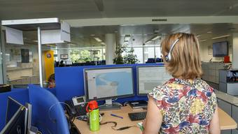 Der Ansturm war gross. Der TCS erhielt über 20'000 Anrufe von Menschen im Zusammenhang mit dem Coronavirus.
