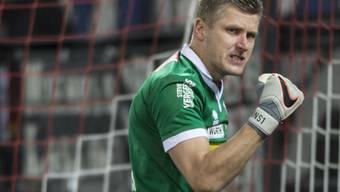 Andris Vanins jubelt künftig für den FC Zürich