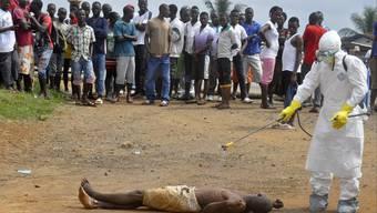 Viele Menschen in Sierra Leone unter Quarantäne gestellt