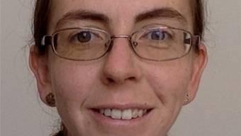 Gillianne Bowman forscht an der Eidgenössischen Forschungsanstalt für Wald, Schnee und Landschaft (WSL).