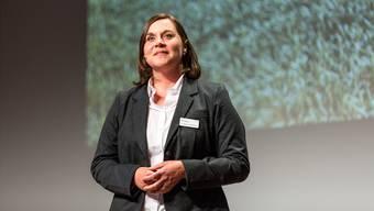 «Ich stehe auf Ehrlichkeit»: Andrea Portmann, Direktorin Aargau Tourismus.