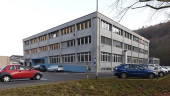 Das Zivilschutzgelände in Liestal.