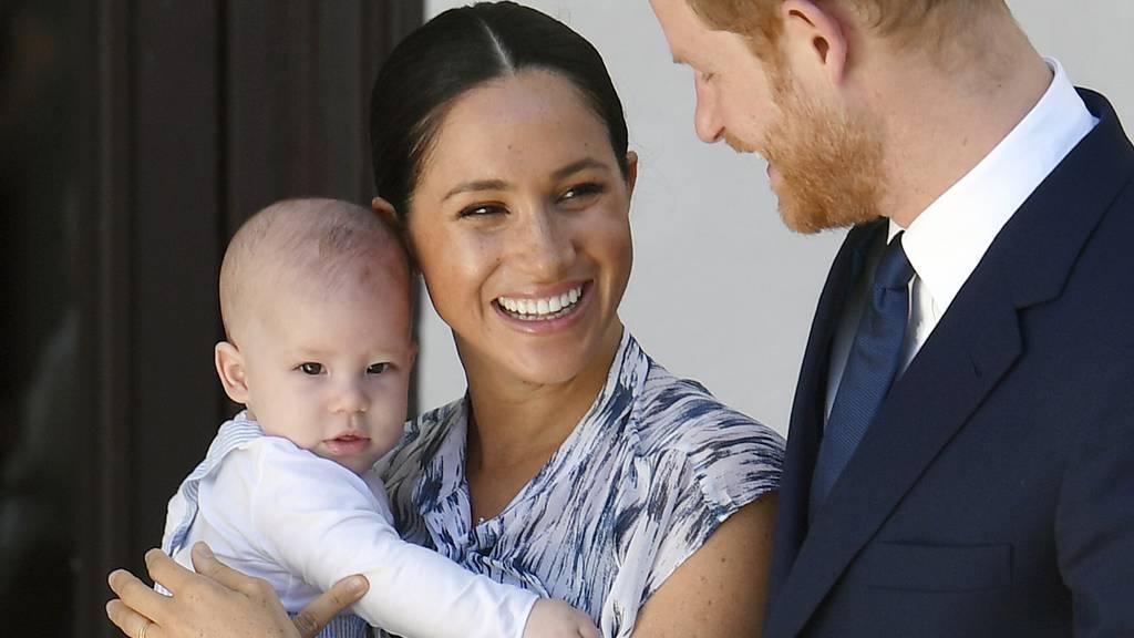 Harry und Meghan erwarten ihr zweites Baby