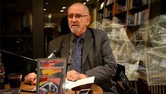 René Schüpbach erzählte in der Lesung über die vielen traumatischen Erlebnisse in seinem Leben.