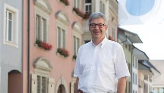 «Lenzburg ist und bleibt eine kleine Stadt, wir werden nicht mondän», sagt Stadtammann Daniel Mosimann.
