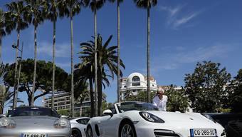 Porsche muss wegen dem Dieselskandal ein Bussgeld von 535 Millionen Euro bezahlen. (Archiv)