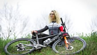 «Biken war schon immer mein liebstes Hobby», sagt Jolanda Neff, inzwischen Mountainbike-Profi.