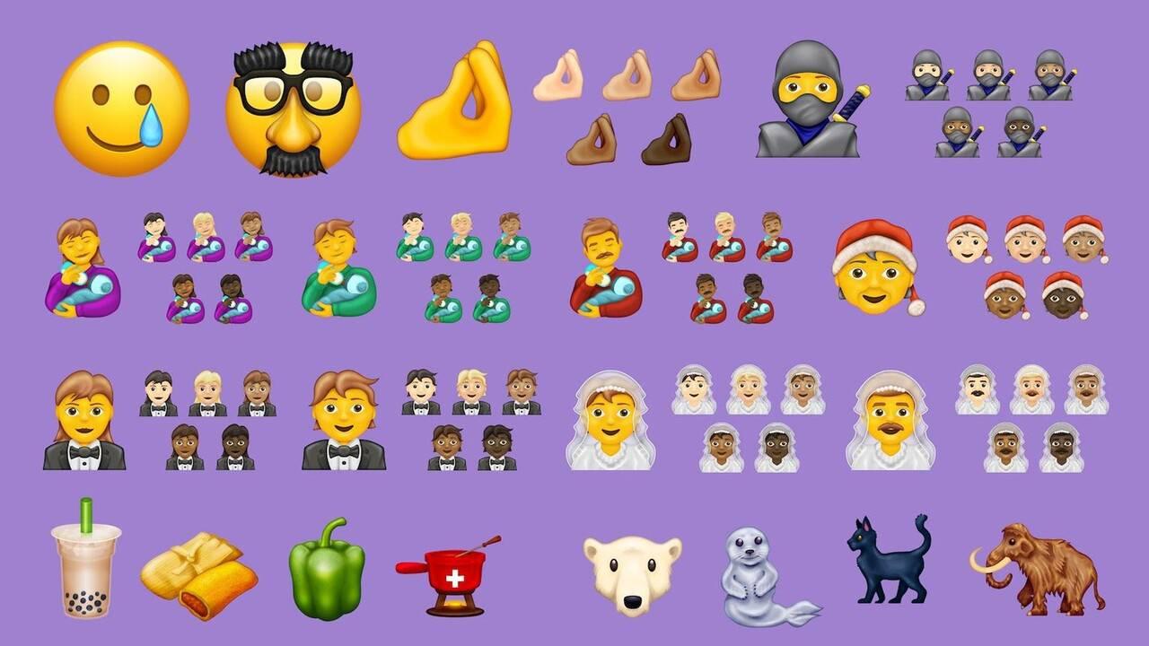 Emojis 2020 Teil 1