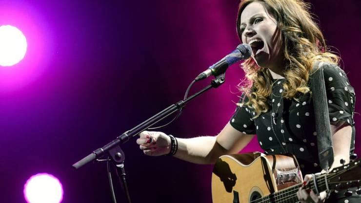 Die britische Sängerin Amy Macdonald findet ihr Privatleben langweilig. Das stört sie aber nicht, und sie steht dazu. (Archiv)