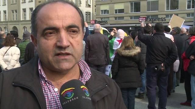 Kundgebung «4 Jahre Krieg in Syrien»