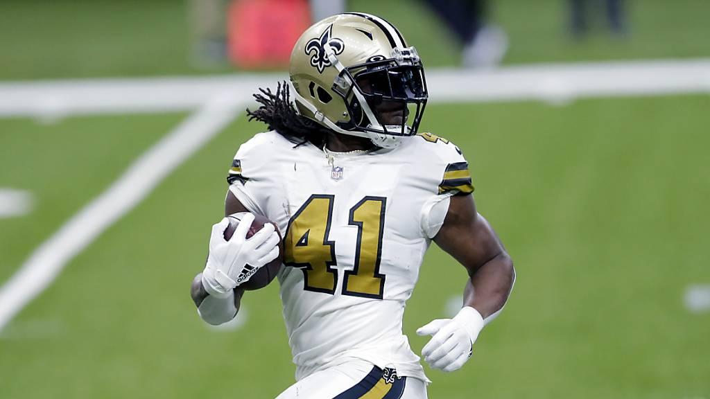 6 Touchdowns: Kamara egalisiert NFL-Rekord