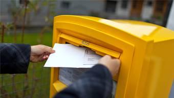 Spätestens am 6. November sollen die Stimmberechtigten die Unterlagen erhalten. (Symbolbild)