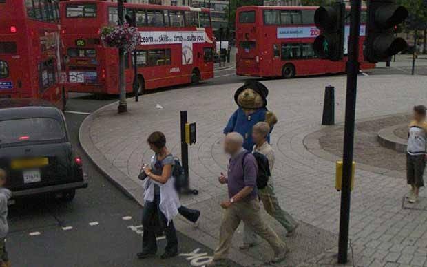 Was ist denn das für ein Londoner?