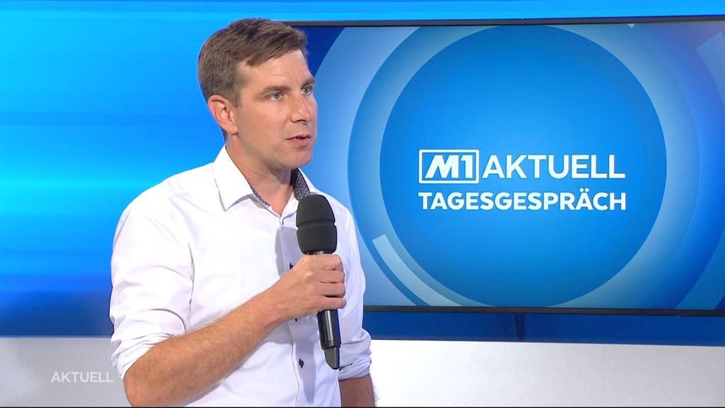 Grüne-Präsident Daniel Hölzle über die Aargauer Wahlen