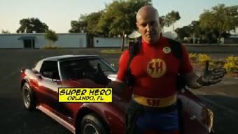Was ist und was tut ein Alltag-Superheld? - Die Erklärung der «Real Life Heroes»