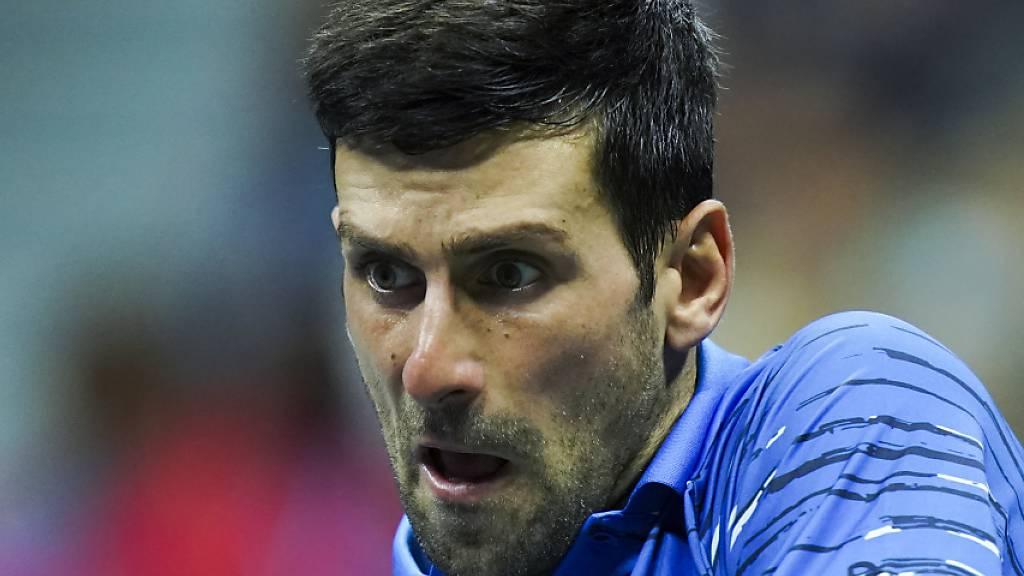 Djokovic verliert bei Rückkehr im Doppel