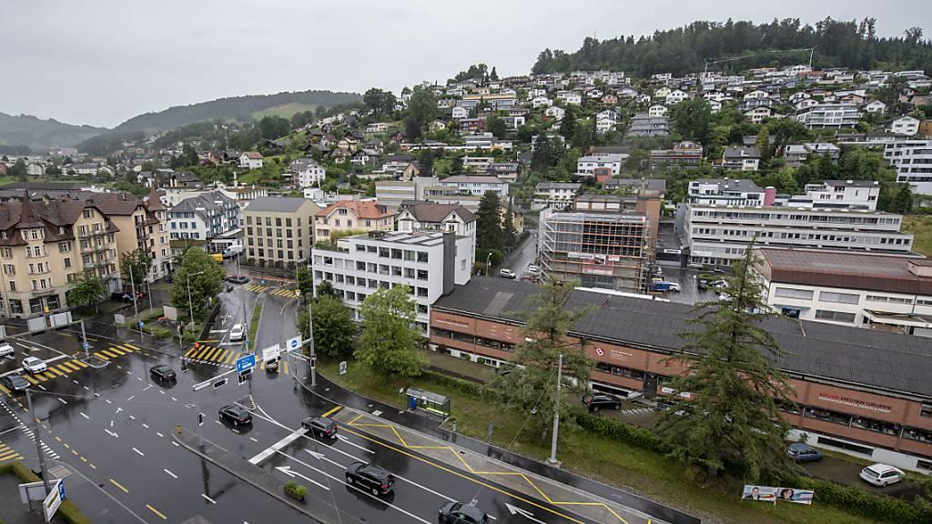 Luzerner Regierung erhöht den Krienser Steuerfuss weniger stark