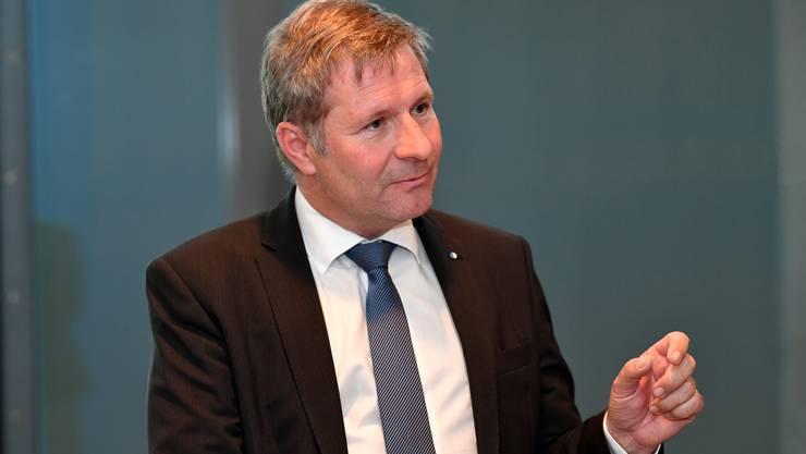 Der Luzerner Finanzdirektor Marcel Schwerzmann sieht Solothurn bei den Steuern auf dem richtigen Weg.