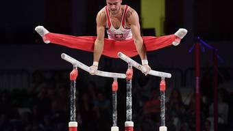 Pech für Pablo Brägger: Der Ostschweizer muss wegen Knieproblemen auf einen Start an den Europameisterschaften in Stettin verzichten