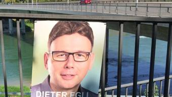 SP-Mann Dieter Egli liess SP-Frau Franziska Graf keine Chance.